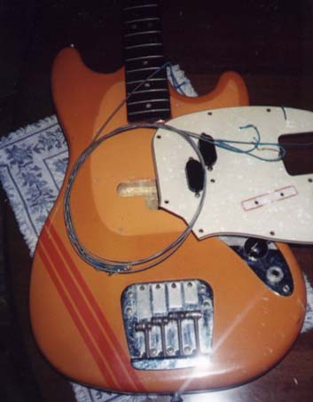 The Fender Mustang Story